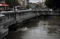 Ponte da Azenha, em Porto Alegre.