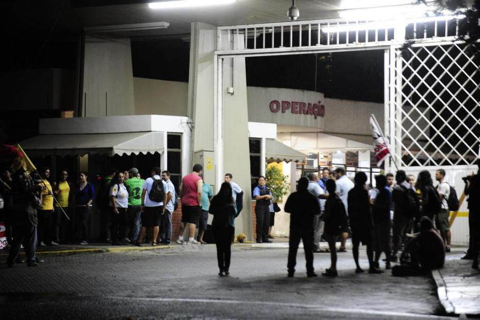 O Sindicato dos Rodoviários decretou greve na segunda-feira, 27 de janeiro, em Porto Alegre.