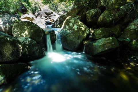 Cachoeiras do Rio Cambirela